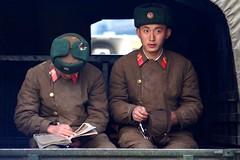 Severokórejskí vojaci