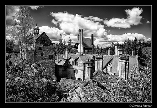 Cragside by Dervish Images