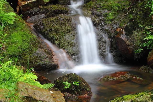 Cascada , Efecto seda #Photography  #Foto 6