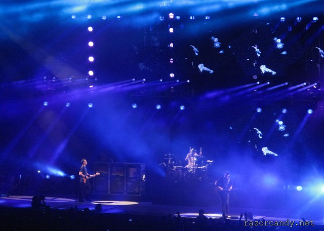 Blink-182 - O2 - 8th june, 2012 (11)