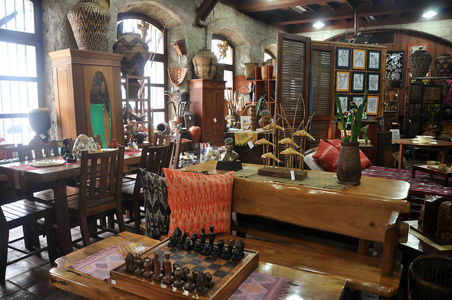 Traditional Filipino arts and crafts