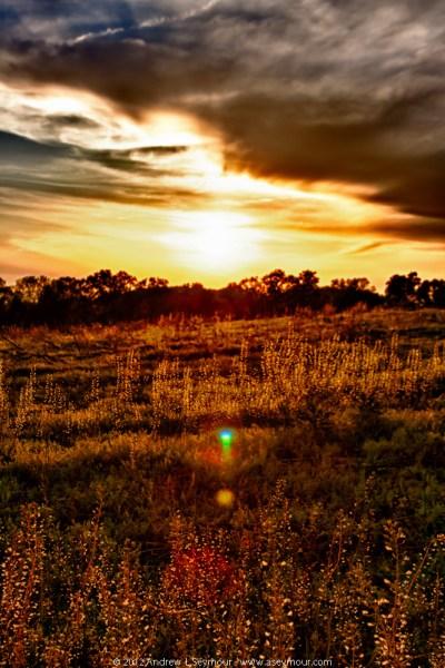 Day 14 - 20120512 sunset Shamona Creek es hdr 46
