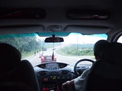 On the Road to Rawa Island