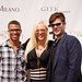 Geek Eyewear Movie Awards 2012 lounge