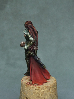 Vampire Countess WIP