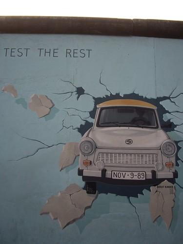 Berlin Wall VII