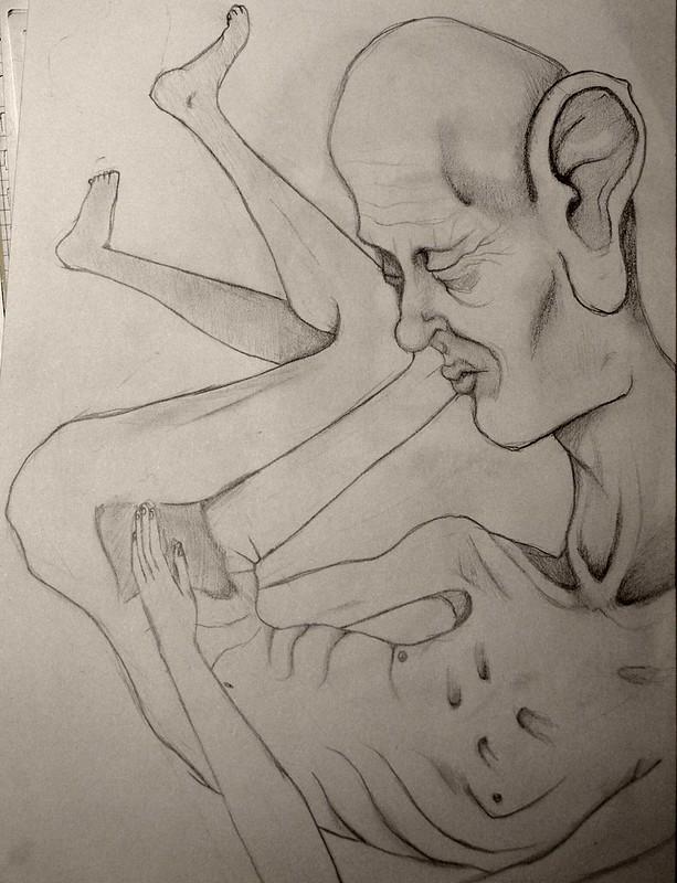 Fetus man