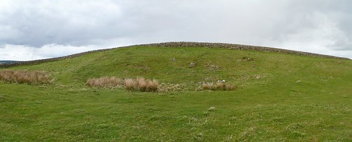 Milecastle 36 on King's Hill