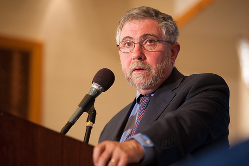 Paul Krugman at The Commonwealth Club