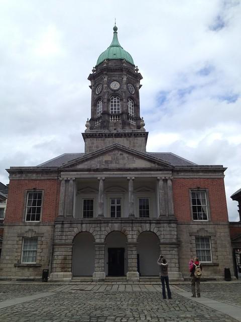 Bedford Tower, Dublin Castle, Upper Yard