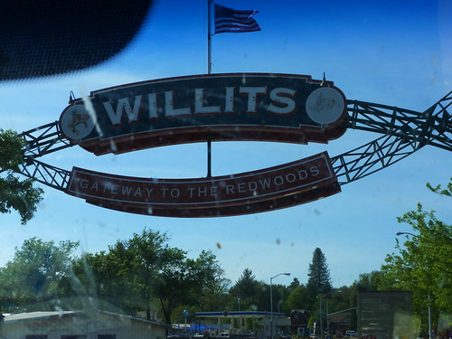 5-18-12 CA 9 - Willits, Gateway to the Redwoods