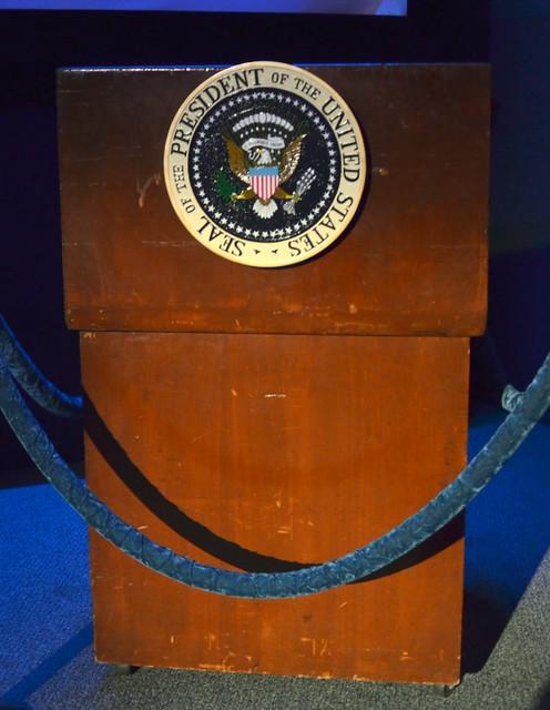 Kennedy Podium