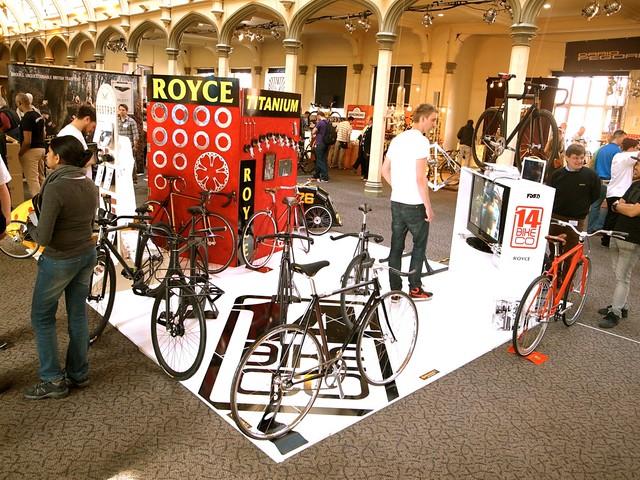 14 Bike Co at Bespoked Bristol 2012