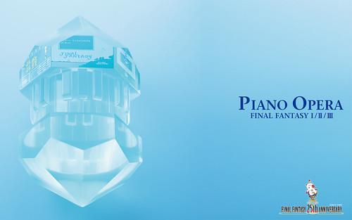 Final Fantasy Piano Opera