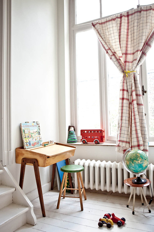 Lovely Home of Cotton & Milk Designer Justine Glanfield