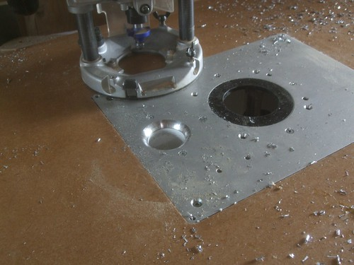 Axminster aluminium insert plate olly writes then greentooth Image collections