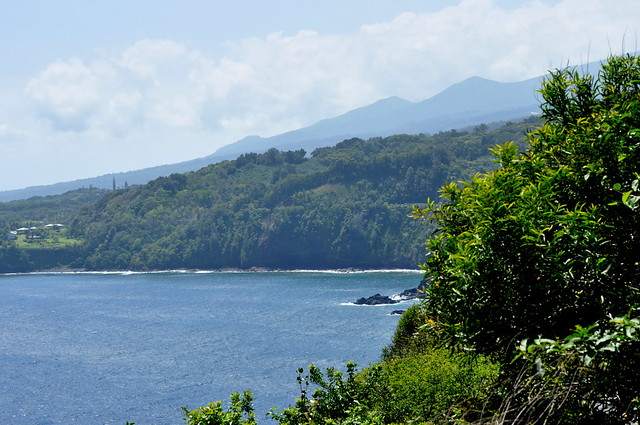 road to hana + mts.