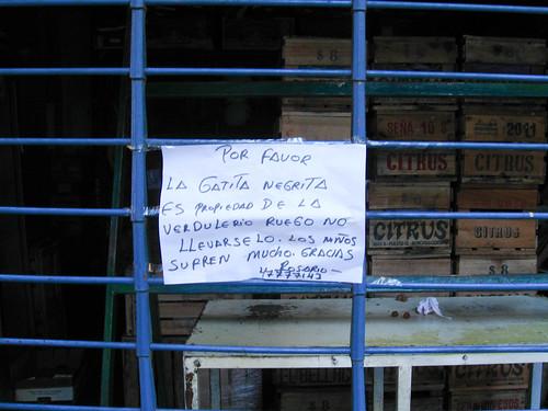 vegetable shop (Palermo)
