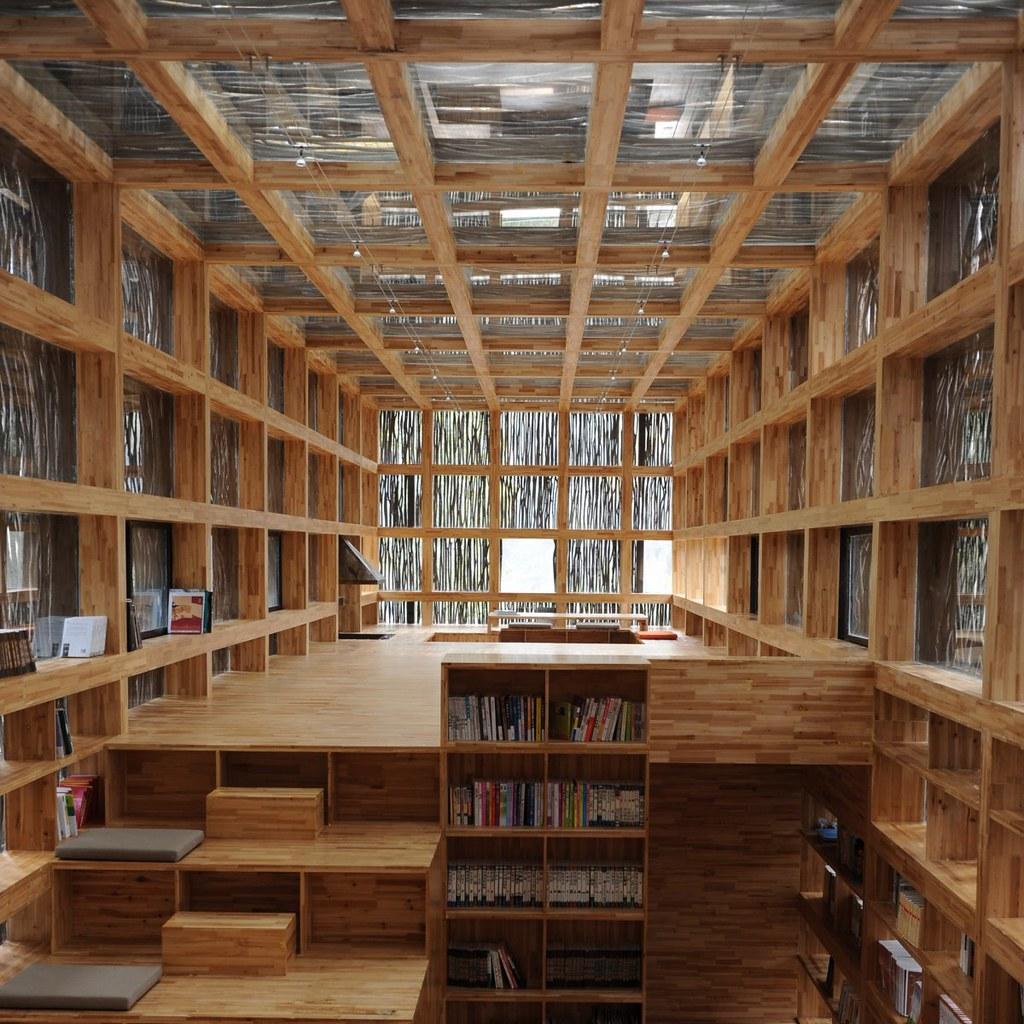 Li Xiaodong Atelier 李曉東 - Liyuan Library 籬苑書屋 - Photo 13.jpg