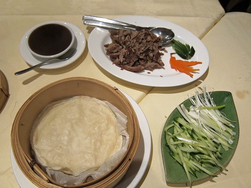 Crispy Aromatic Szechuan Duck