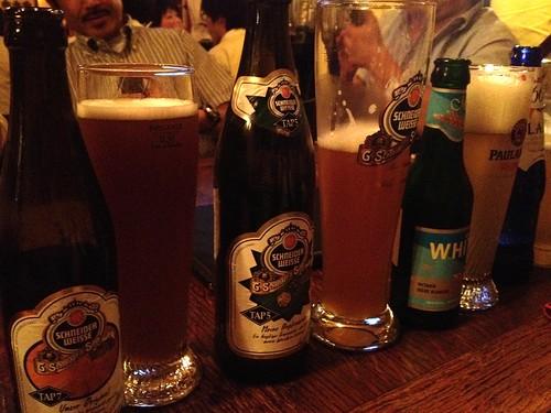 世界のビールたちをみんなでワイワイと!@Beer & Wine Cafe 65 (ロクゴ)