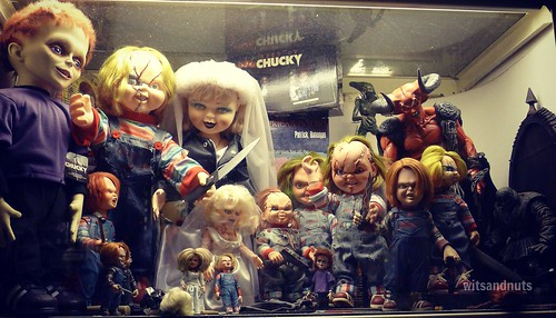 Chucky, Penang Toy Museum