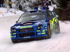 Subaru Impreza WRC - Montecarlo 2002