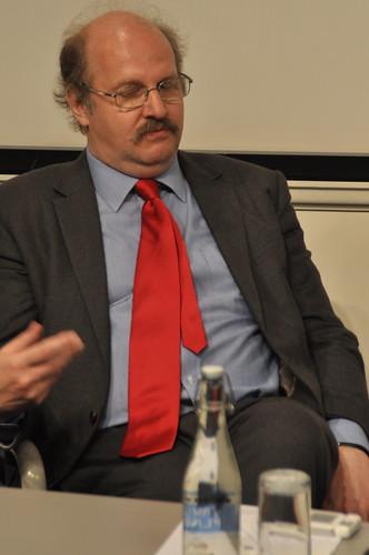 Prof Frank James