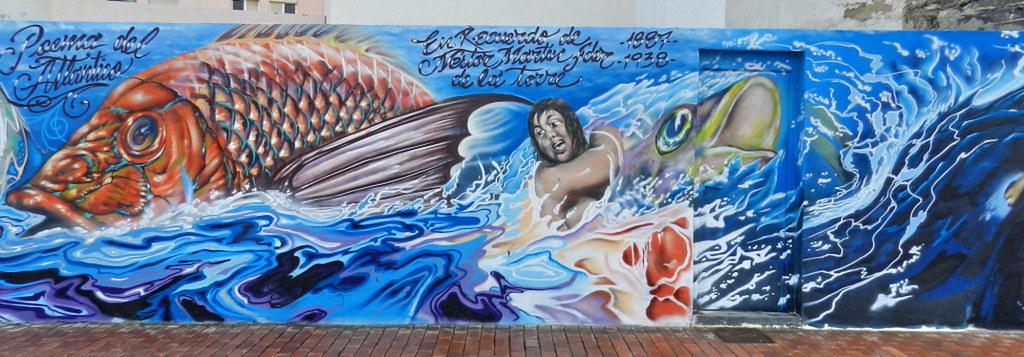 Graffitis en Las Palmas de Gran Canaria 79