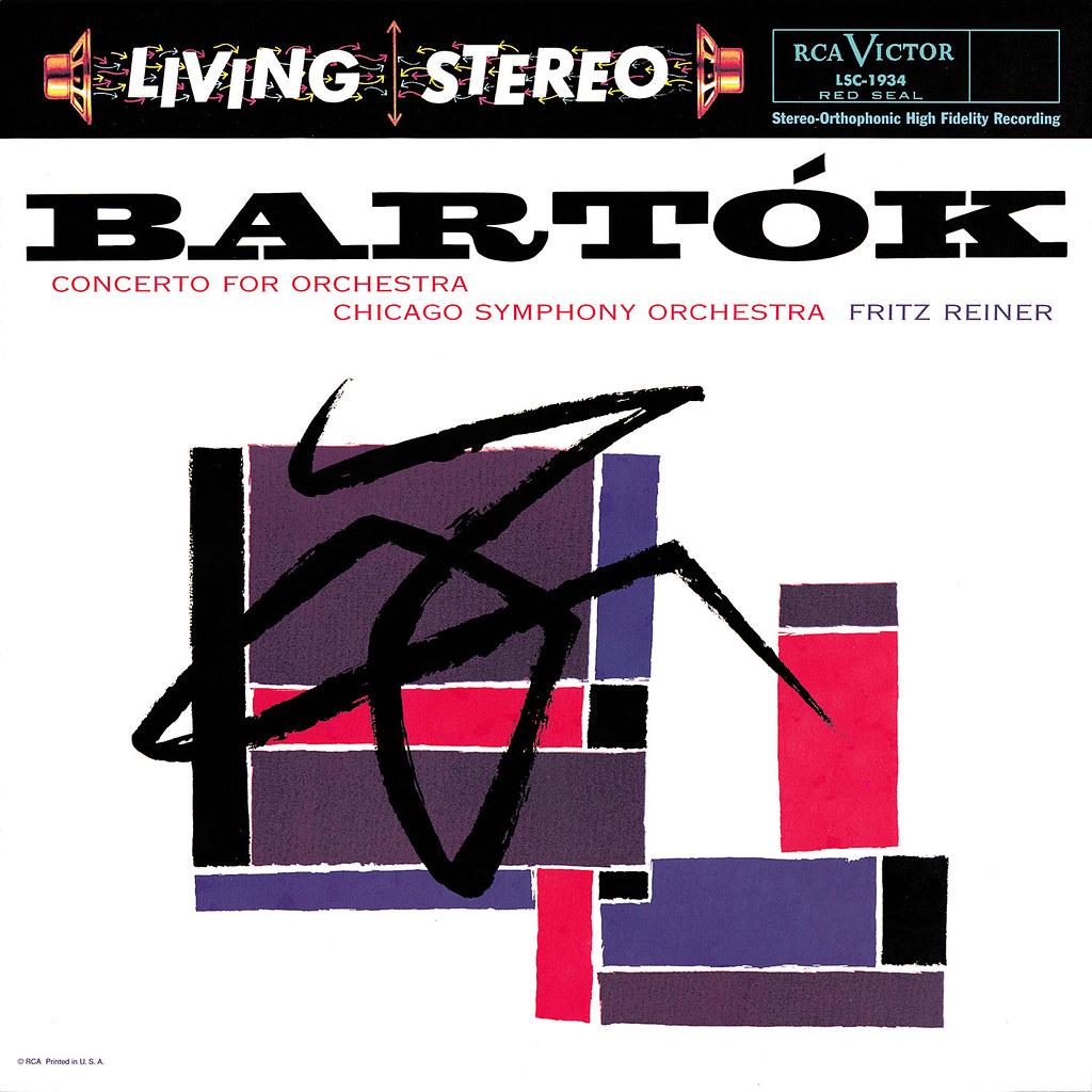Béla Bartók - Concerto for Orchestra