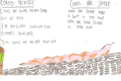 corny poems