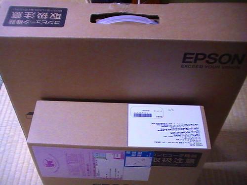 EPSON ノートパソコン&サブノート
