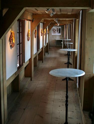 inside Rapperswil castle
