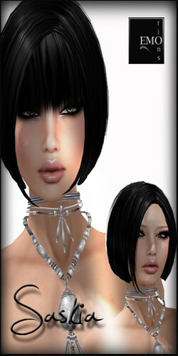 SASKIAhair By EMO-tions @ The Deck