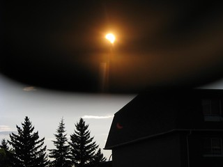 Solar Eclipse from Regina