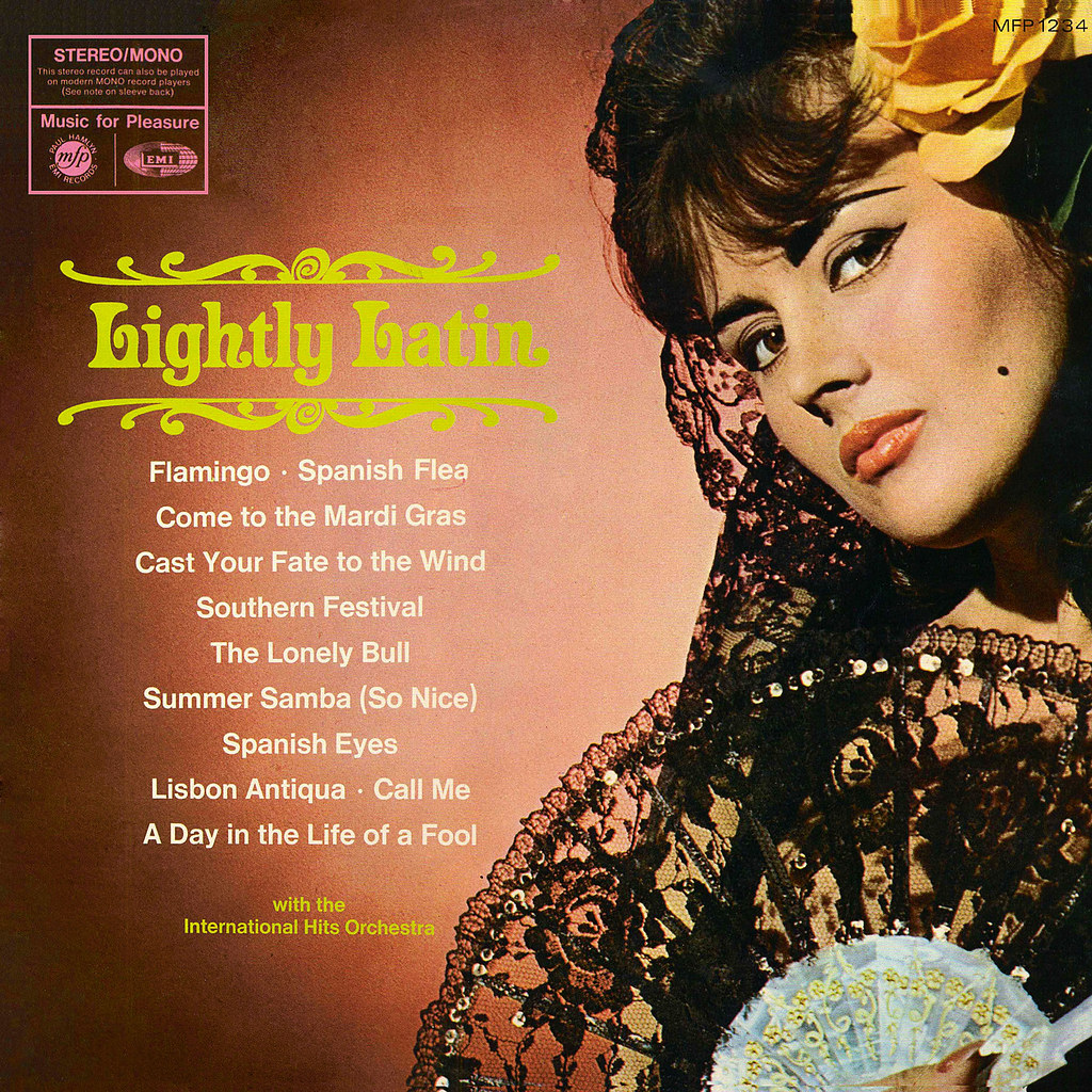 The International Hits Orchestra - Lightly Latin