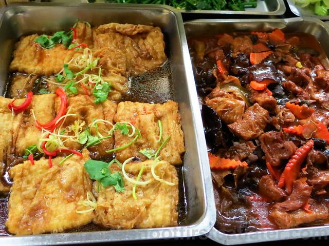 素雅屋 (vegetarian restaurant in Taimall, Taipei)-012