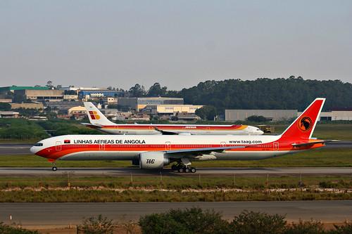 TAAG | Boeing 777-300ER @ SBGR