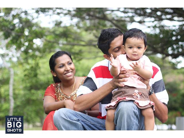 Little Sweetheart   Family Outdoor Portraiture