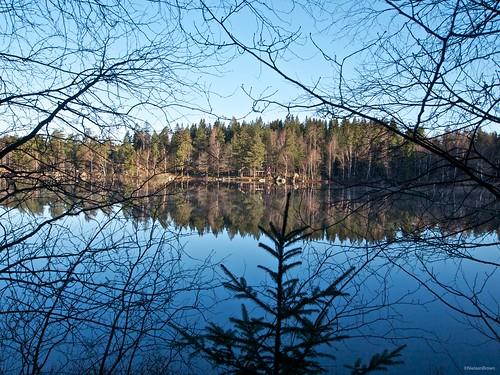Across Stora Alljungen