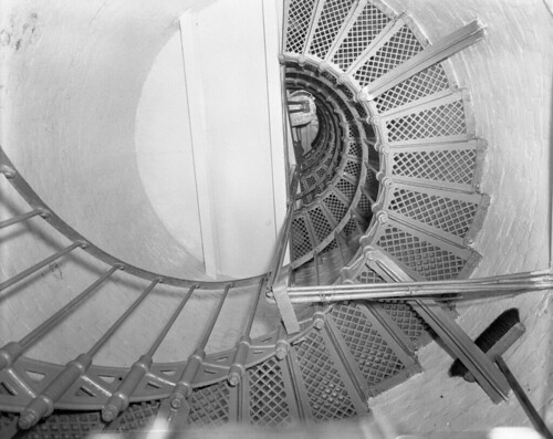 Low Head Lighthouse stairs