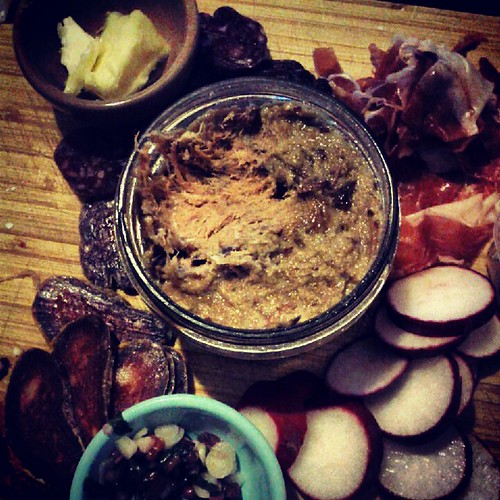 BACON RILLETTES