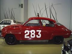 Saab 96 - Montecarlo 1963