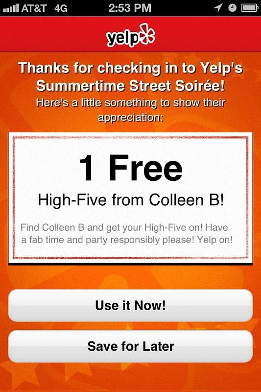 Yelp Orlando Summertime Street Soiree