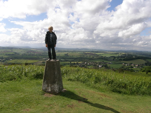 B on Coppet Hill