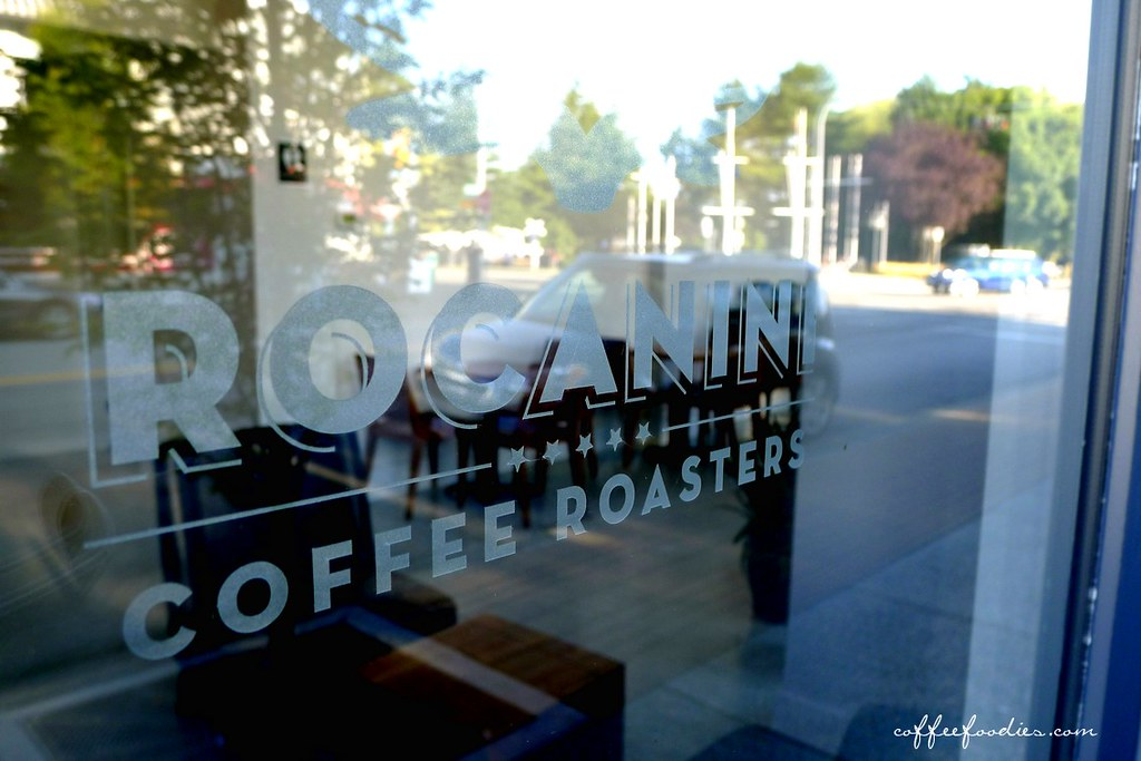 ROCANINI coffee roaster richmond Steveston
