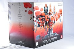 Formania Sazabi Bust Display Figure Unboxing Review Photos (2)
