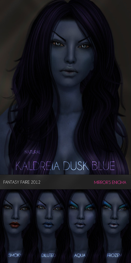 Kaldreia (Dusk Blue)