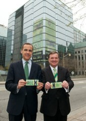 Bank of Canada Unveils the New Polymer $20 Note / La Banque du Canada dévoile le nouveau billet de 20 dollars en polymère