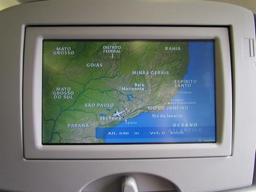 Mapinha de voo, o famoso AirShow!